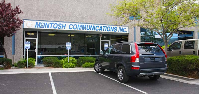 Motorola Solutions McIntosh Communications, Inc.